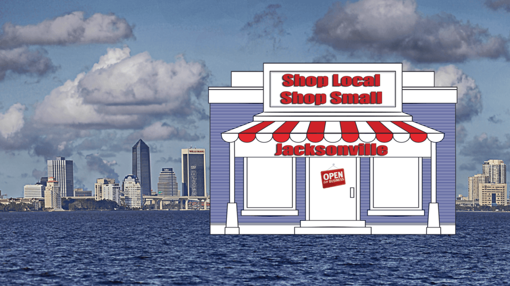 Shop Small Jacksonville