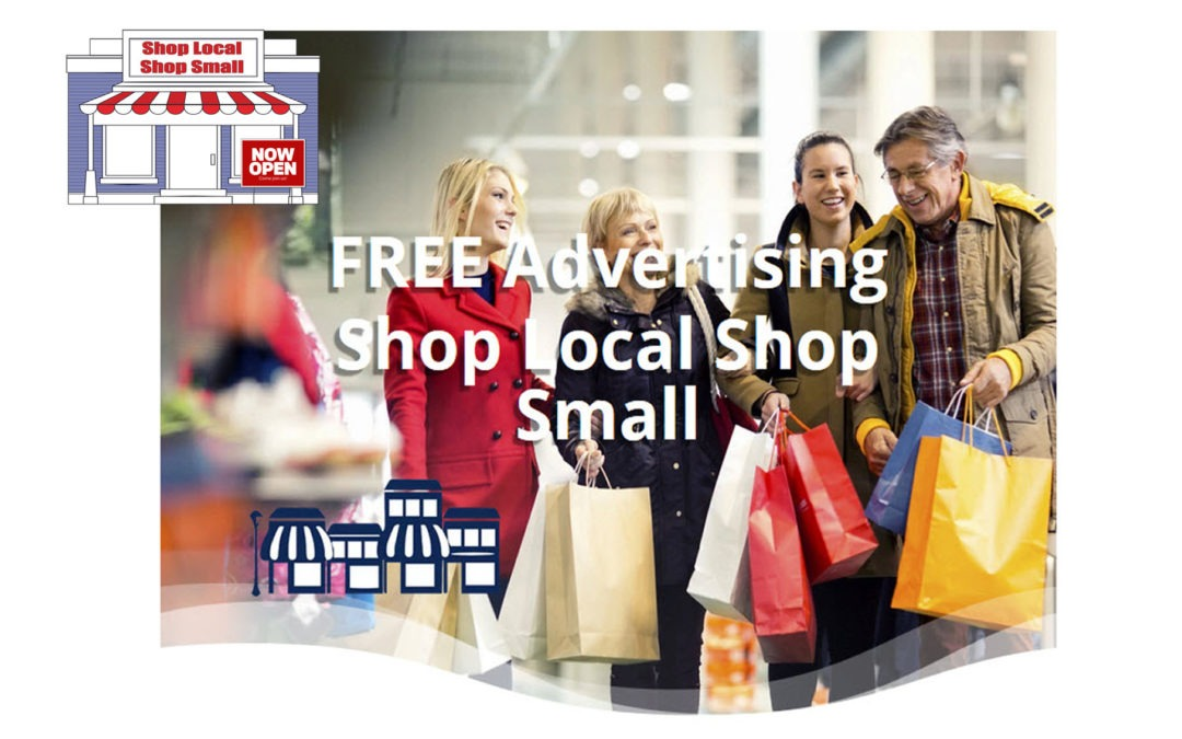 Shop Local Free Advertising